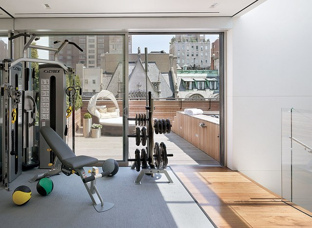 Home Gym Design: 9 Incredible Home Gym Ideas, It's Time For Workout