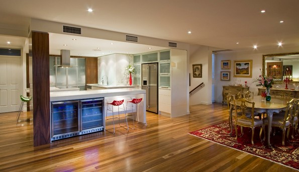 Brisbane Open Concept Kitchen
