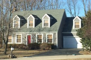 Cape Cod Style Homes Colonial Concept
