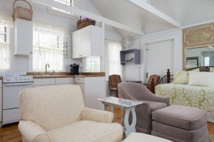 cape cod studio cottage interior