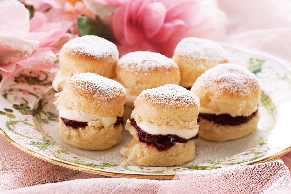 Scones - Tea Party Ideas