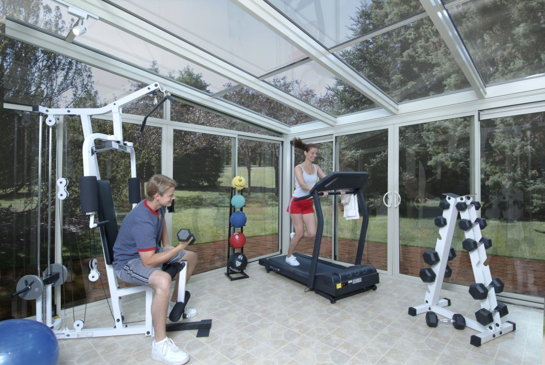 Outdoor Home Gym Ideas