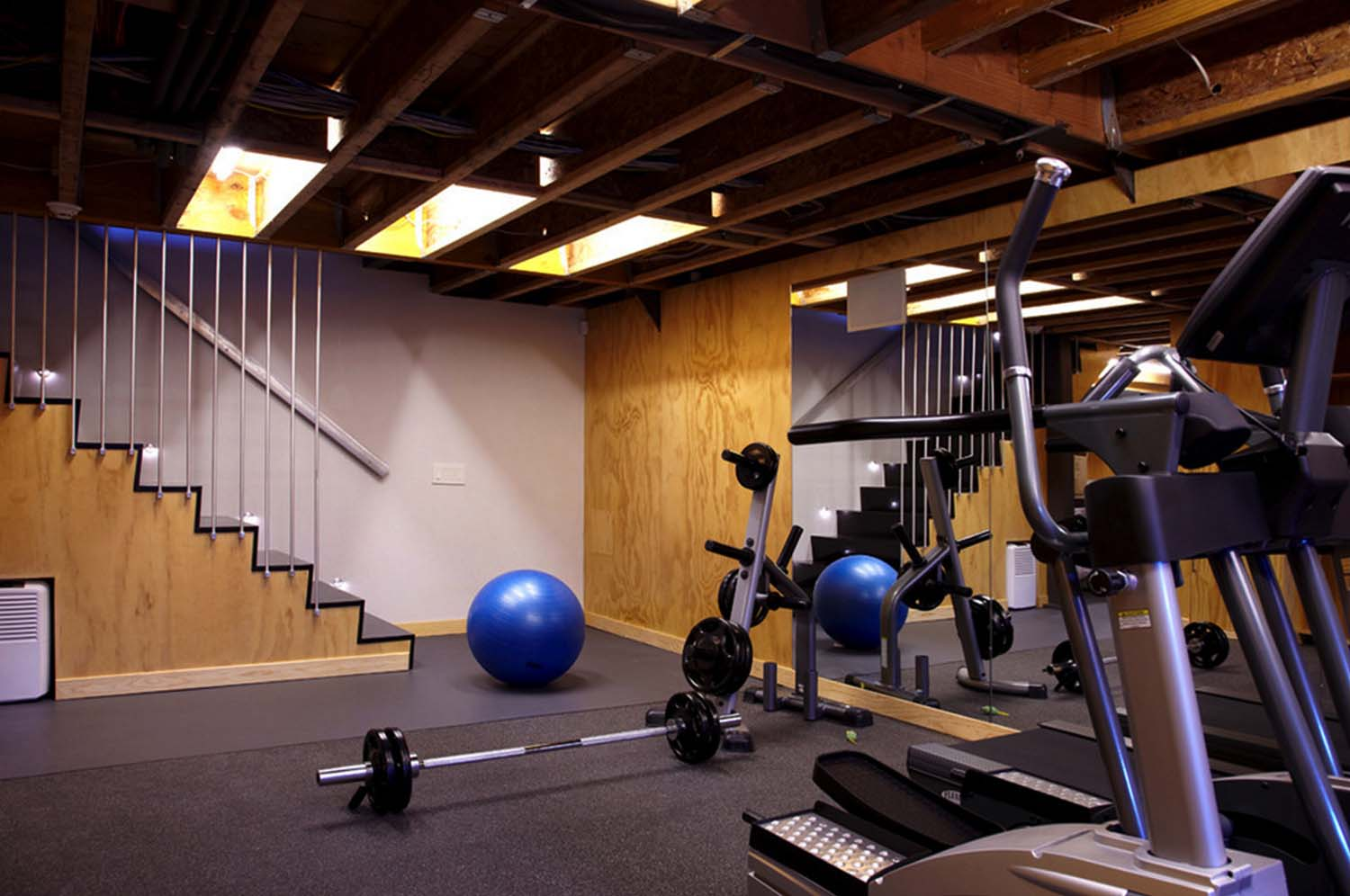 Incredible home gym ideas it s time for workout
