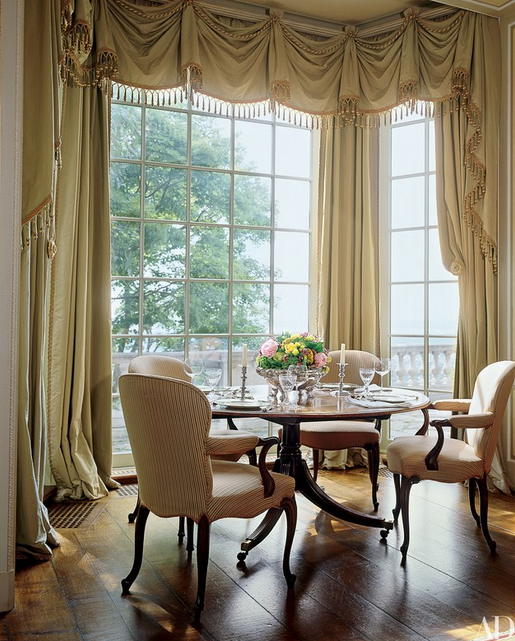 The Majestic Curtains for Large Bay Windows