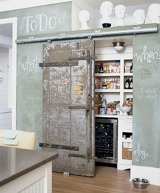 10 Creative Pantry Door Ideas For Inspirational Avionale Design