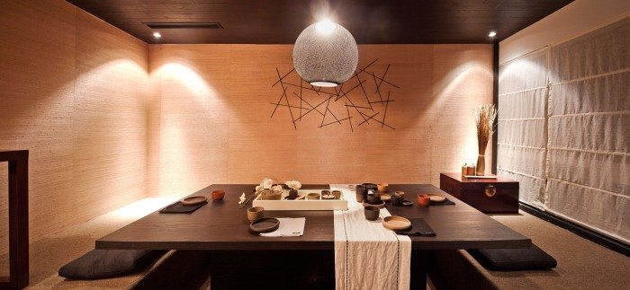 Modern Japanese Dining Table
