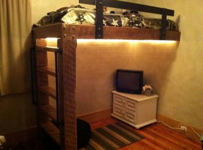 Recreational Loft Bed