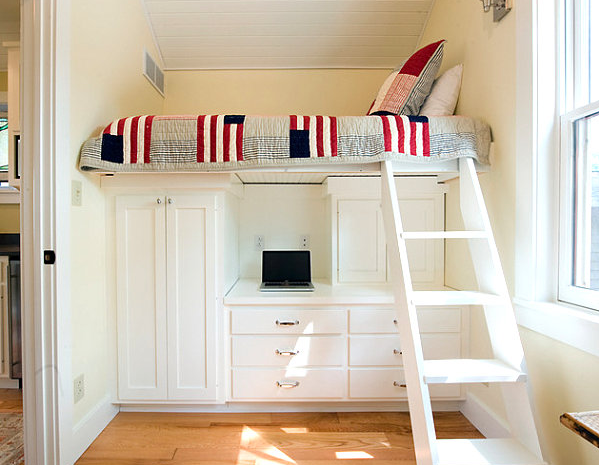 Adults Loft Beds for Modern Homes