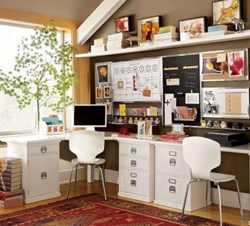Accentuate Your Working Area
