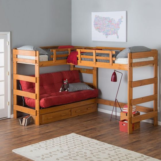 Loft Beds for Adults With Storage