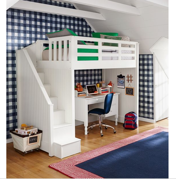 Loft Beds for Juniors