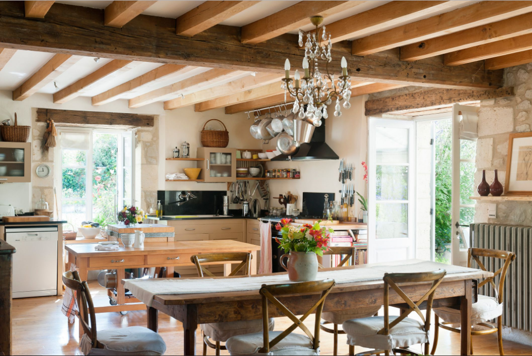 French Country Decor for Kitchen